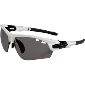 Endura Char Glasses white
